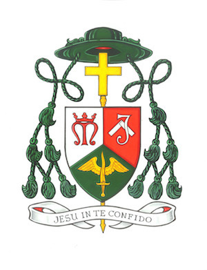 Bishop Dabrowski Coat of Arms - Diocese of London - London